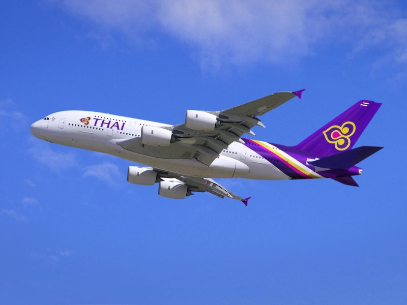 Thai Airways Airbus A-380