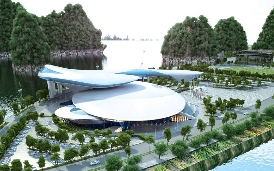 Asean Tourism Forum 2019 i Quang Ninh