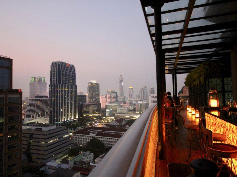 Bangkok i retrostil