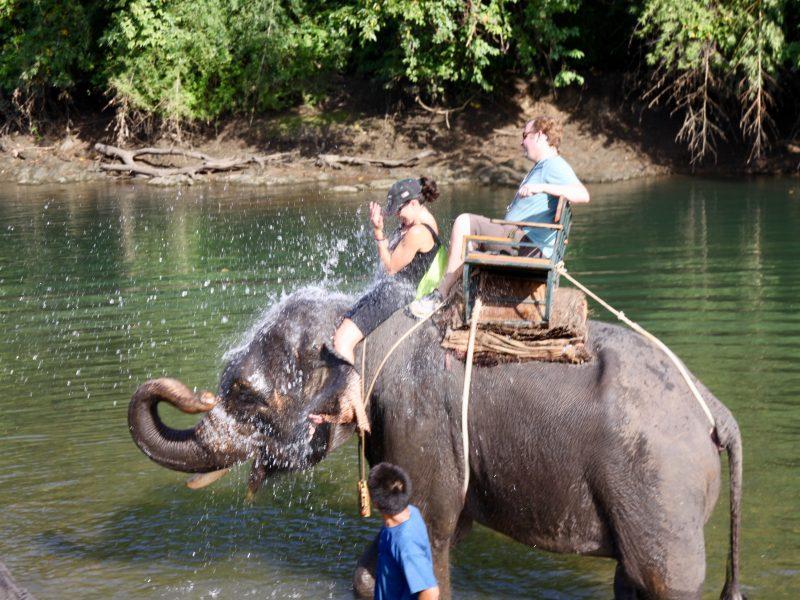 Kicka loss i Thailand