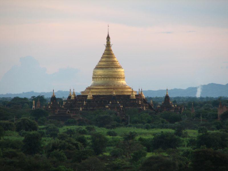 Bagan är äntligen ett UNESCO världsarv