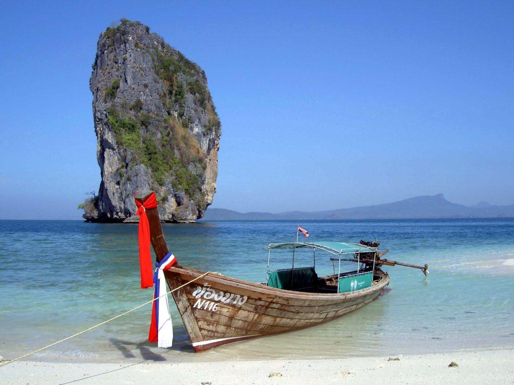 flygresor till thailand