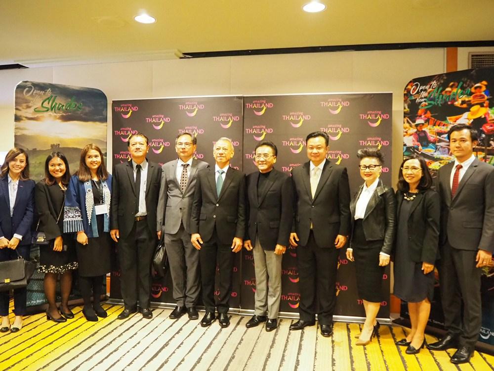 Thailand fokuserar på hållbarhet