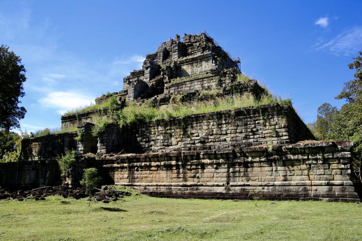 Tempel utan trängsel – Koh Ker