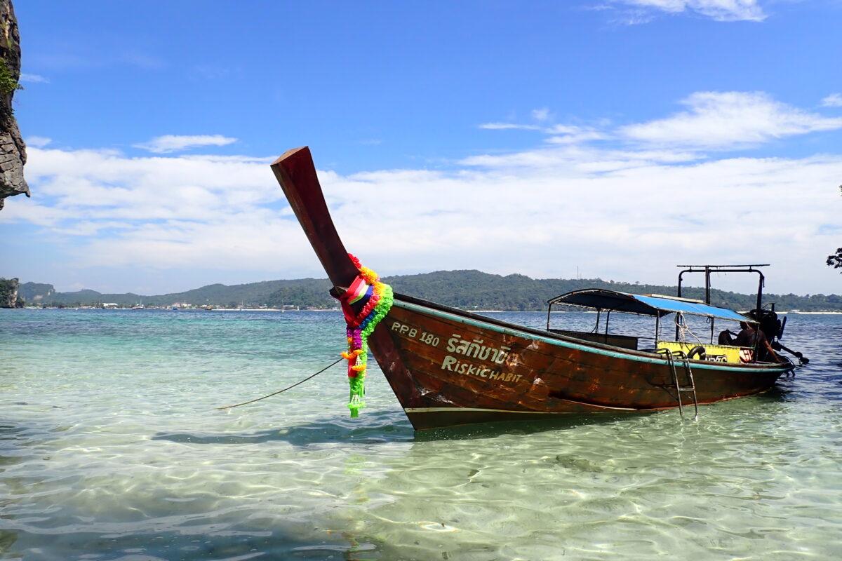På väg till Phuket