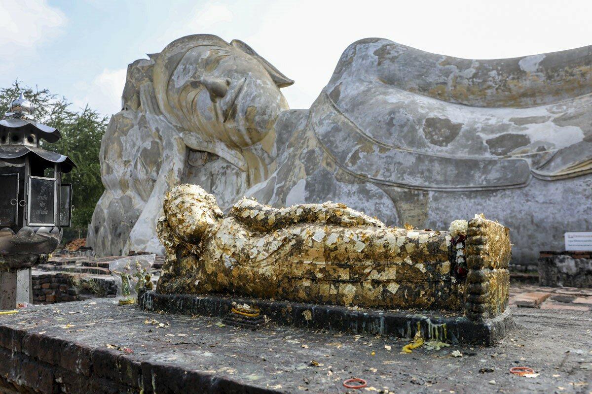 Ayutthaya – Tempel, Trampvänligt och TV serier