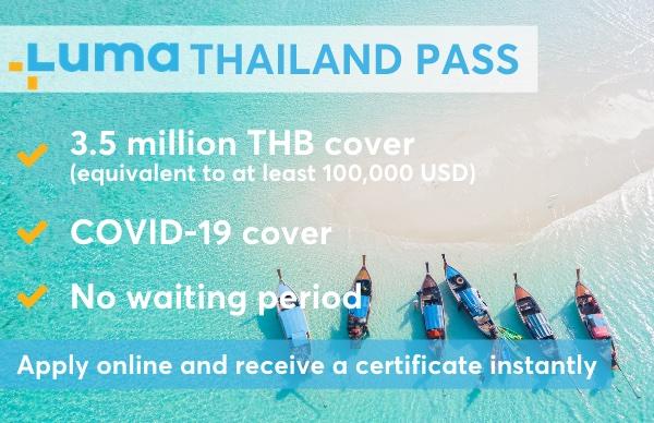 En försäkringslösning till Thailand