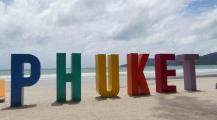 Phukets stränder