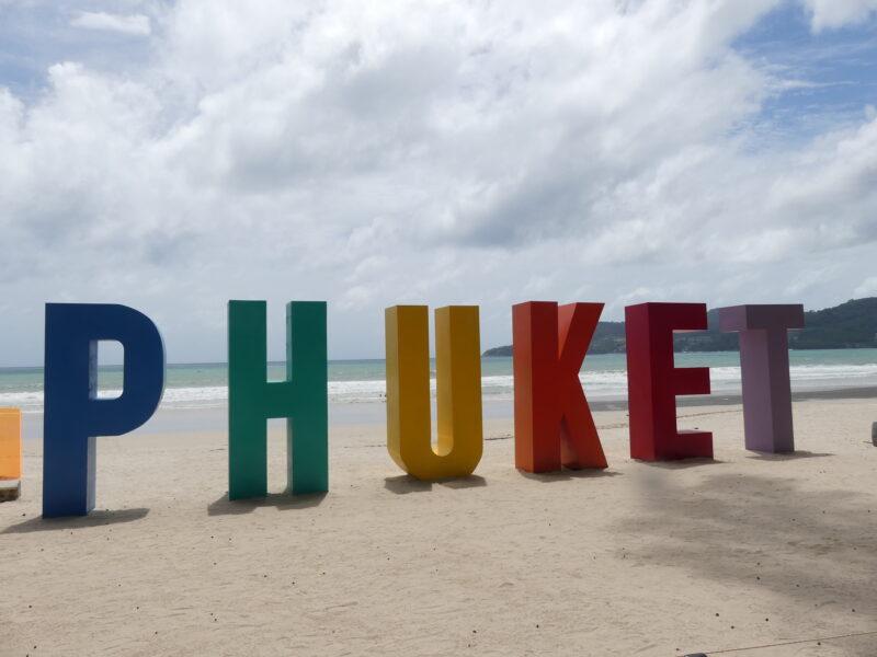 Phuket och friheten